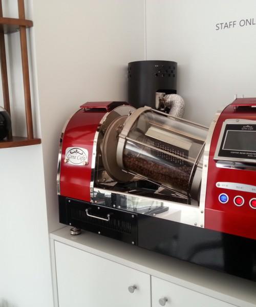 Кофейный ростер CBR 1200 Gene Cafe