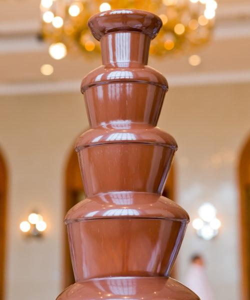 Шоколадный фонтан Martellato
