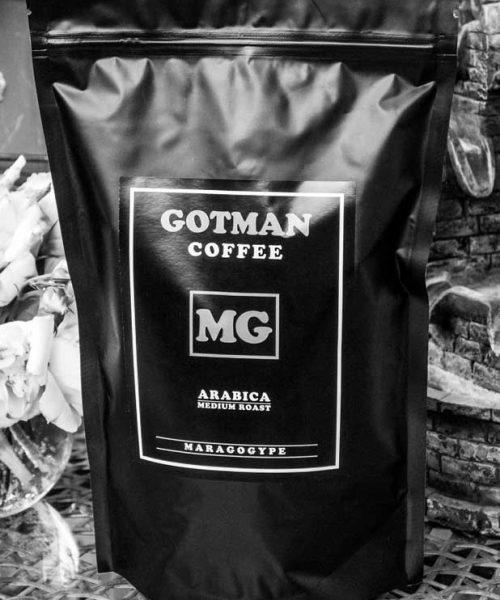Кофе спешиалти Марагоджип Панама