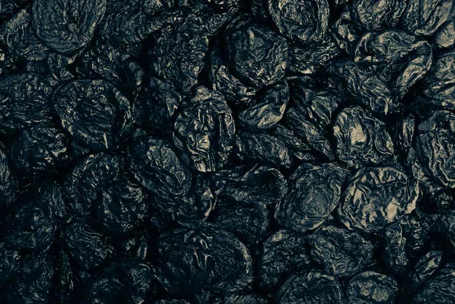 Чернослив вяленый, мясистый, сорт Молдова