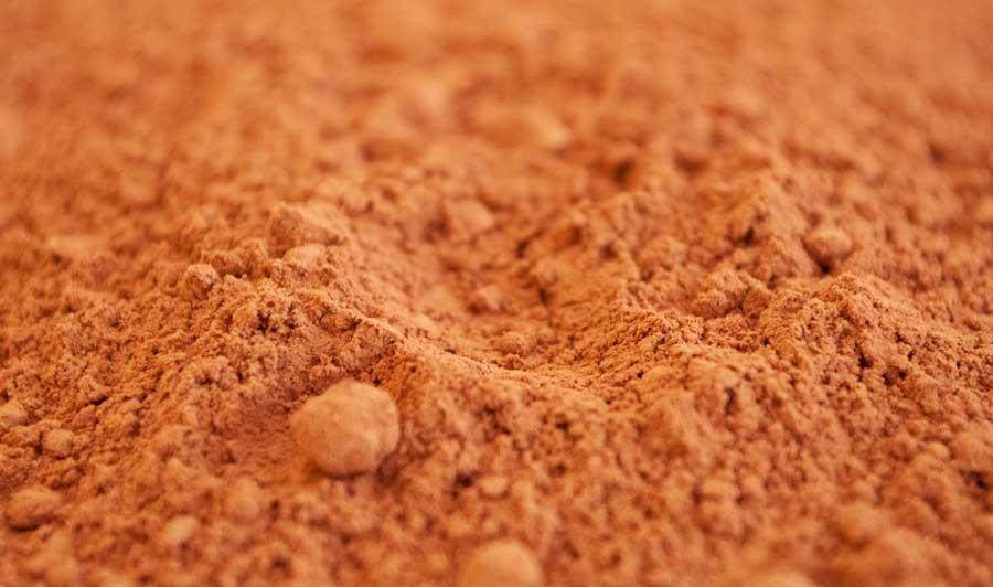 Какао порошок светлый натуральный