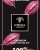 Chocolate black 100% cocoa Criollo