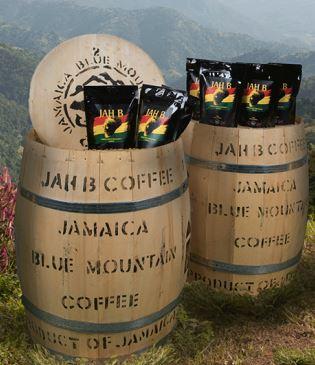 Кофе зеленый арабика Blue Mauntain Jamaica