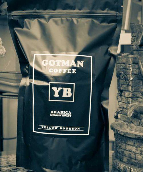 Кофе спешиалти Желтый бурбон Панама
