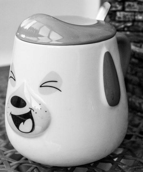 Чашка Собачка