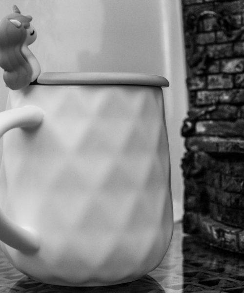 Чашка Единорог Керамика 2