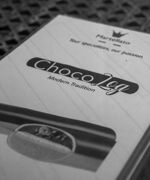 Батончик шоколада поликарбонат
